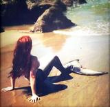 Renee Olstead Project Mermaid Photoshoot