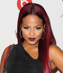 Christina Milian - WWE & E! Entertainment's 'Superstars For Hope' in Beverly Hills 8/15/13