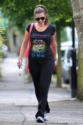 Imogen Thomas Out in London 6th August x11