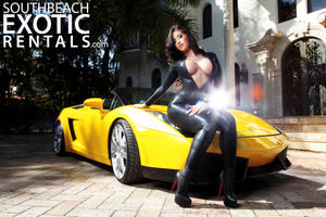 Клаудиа Sampedro, фото 42. Claudia Sampedro - South Beach Exotic Rentals / Tagged, foto 42,