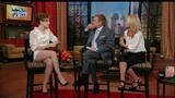 Rachel McAdams - Live with Regis &amp;amp; Kelly - 8/12/09 [VIDEO]
