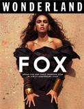 Megan Fox Wonderland Magazine Scans