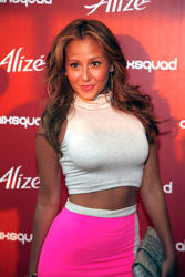 Эдриэнн Байлон, фото 10. Adrienne Bailon attends the Alize Mix Squad debut party at the Penthouse at Hotel Rivington on June 21, 2011 in New York City, photo 10