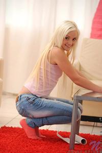 Dolly Spice Striptease