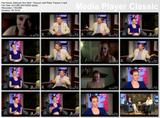 "Deborah Ann Woll - ""Popcorn with Peter Travers"" Interview - Aug 17, 2012"