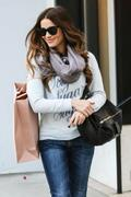 Kate Beckinsale in jeans out &amp;amp; about in Beverly HIlls 12/07/12